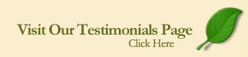 Traverse City Landscaping : Visit our Testimonial Page